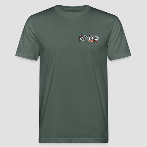 Felix Culpa Designs front & back logo - Men's Organic T-Shirt