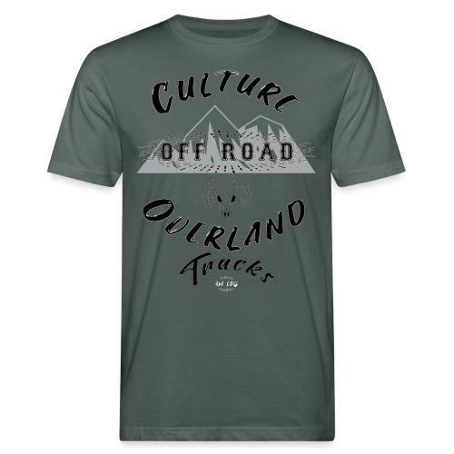 Overland Culture - Camiseta ecológica hombre