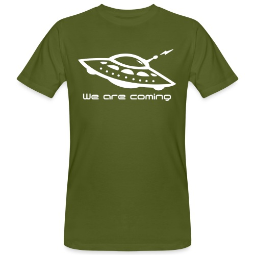 We Are Coming - Men's Organic T-Shirt