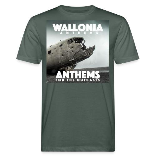 Wallonia skiss png - Men's Organic T-Shirt