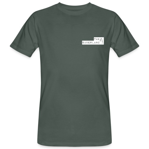 the SAUERLAND - Männer Bio-T-Shirt