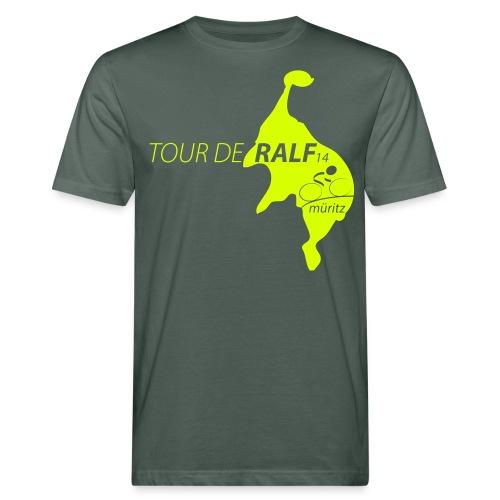 tourderalf - Männer Bio-T-Shirt