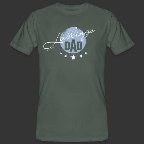 Vatertag - Männer Bio-T-Shirt