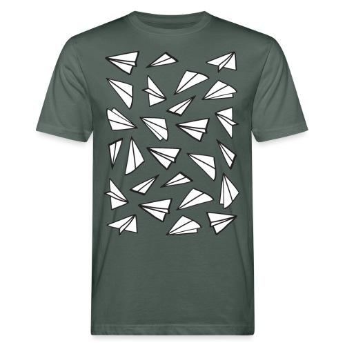 Paper Planes - Mannen Bio-T-shirt