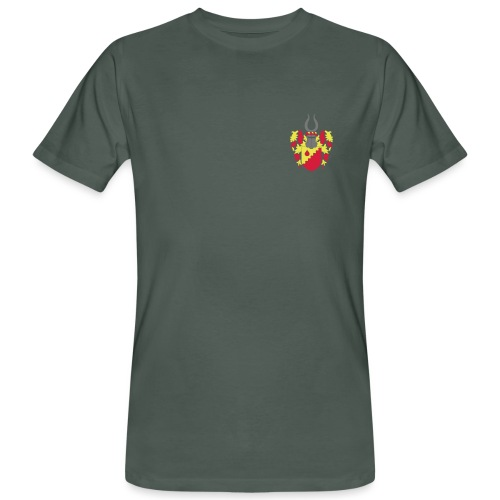vollwappen - Männer Bio-T-Shirt