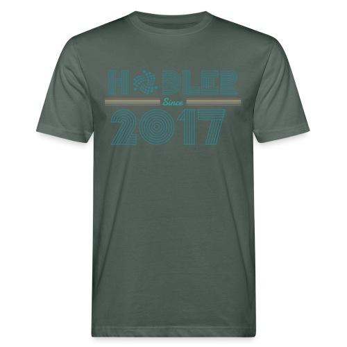 IOTA Hodler since 2017 - Männer Bio-T-Shirt