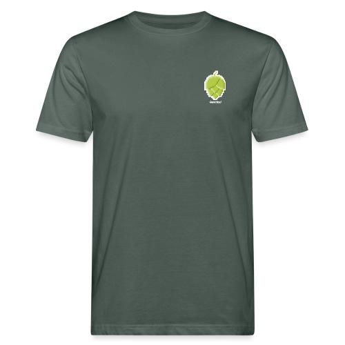 De gloane Hopfadrolln - Männer Bio-T-Shirt