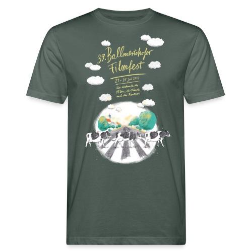 Filmfest 2016 dunkel - Männer Bio-T-Shirt