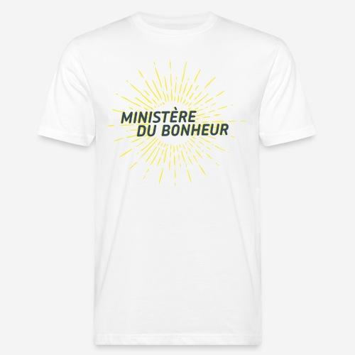 Ministère du Bonheur - T-shirt bio Homme