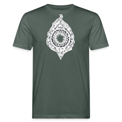 okulus - T-shirt ecologica da uomo