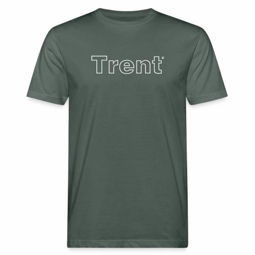 TRENT classic white - Men's Organic T-Shirt