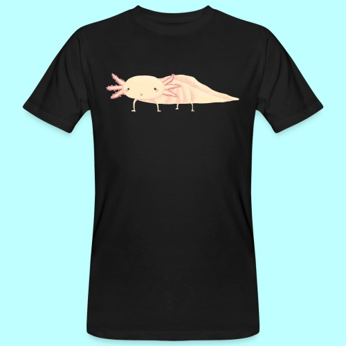 Axolotl - Männer Bio-T-Shirt