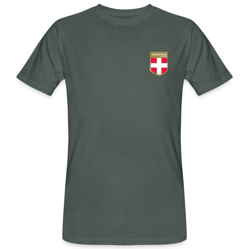chipattes interieur plein - T-shirt bio Homme