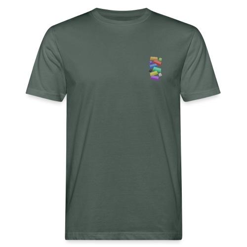 SA Mechanical Keyboard Keycaps Motif - Men's Organic T-Shirt