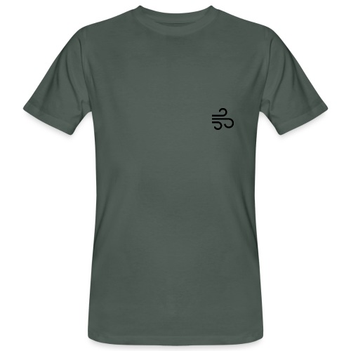 Logo Black - Men's Organic T-Shirt