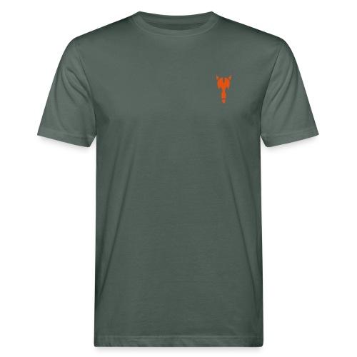 bull-skull - Männer Bio-T-Shirt