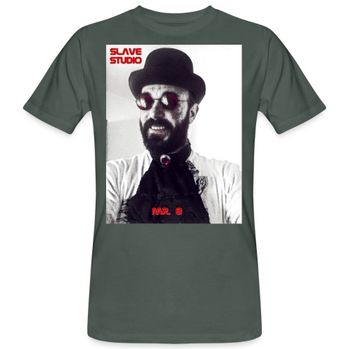 Mr. 8 - T-shirt ecologica da uomo