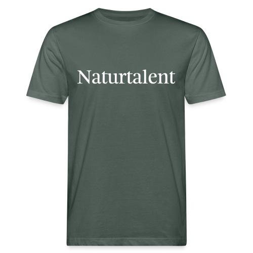 Naturtalent - Männer Bio-T-Shirt