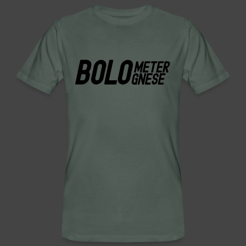 Bolometergnese - Männer Bio-T-Shirt