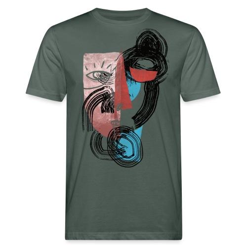 pink - T-shirt ecologica da uomo
