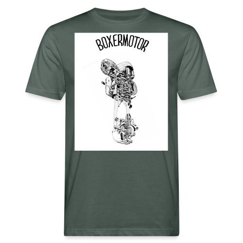 BOXERMOTOR - T-shirt ecologica da uomo