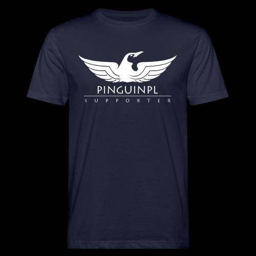 zwolennikiem Whiteline - Ekologiczna koszulka męska