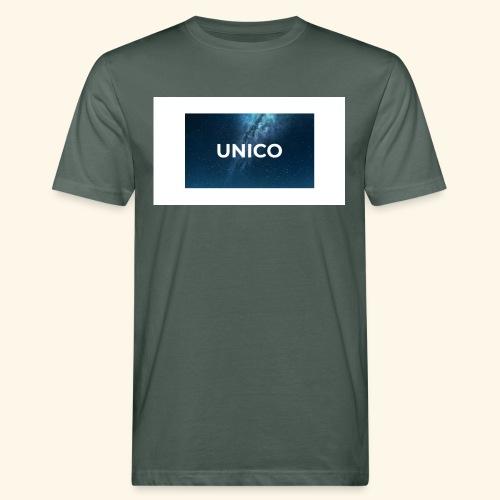 copertina canzone-unico - T-shirt ecologica da uomo