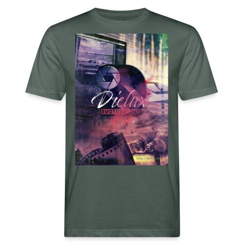 dielux shirt 2021 - Männer Bio-T-Shirt