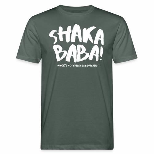 shaka - Miesten luonnonmukainen t-paita