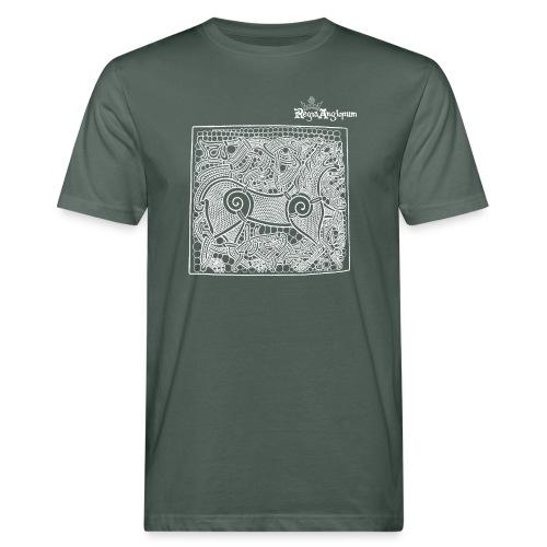 Regia TShirt Beastie White - Men's Organic T-Shirt