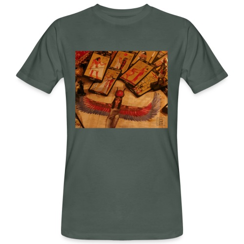 Tarocchi egizi - T-shirt ecologica da uomo
