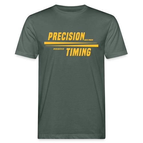 PRECISION & TIMING - Organic mænd