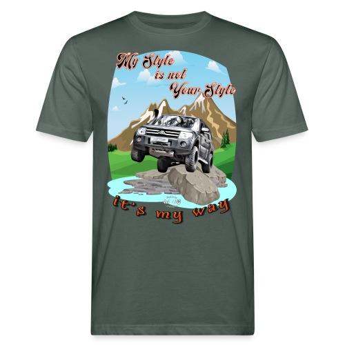 Montero / Pajero V60 My Style is not your style - Camiseta ecológica hombre