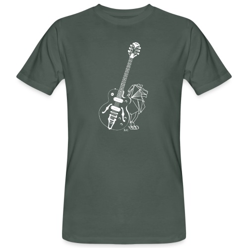 ILUART LION 01 - Camiseta ecológica hombre