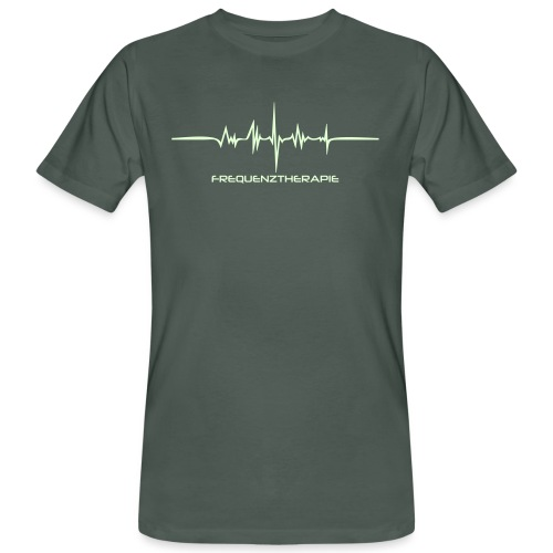 Frequenztherapie Drunk - Männer Bio-T-Shirt