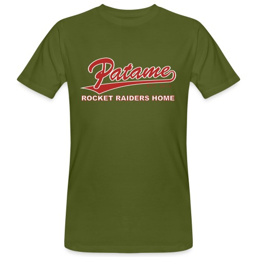 Rocket Raiders Home - Männer Bio-T-Shirt