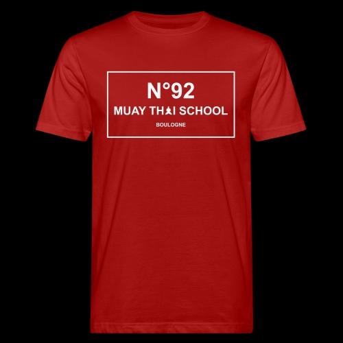MTS92 N92 - T-shirt bio Homme