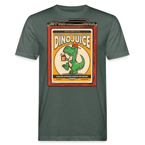 Dinojuice gas canister - Miesten luonnonmukainen t-paita