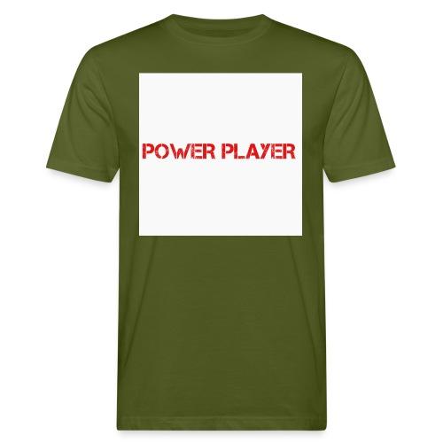 Linea power player - T-shirt ecologica da uomo