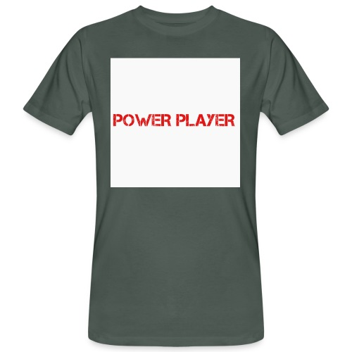 Linea power player - T-shirt ecologica da uomo
