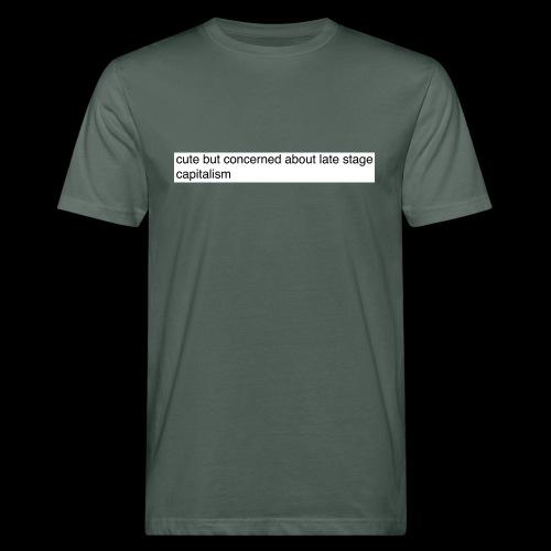 Screen Shot 2017 08 18 at 16 28 57 - Men's Organic T-Shirt