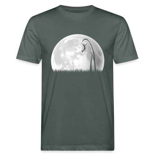 27Bouldermond clean - Männer Bio-T-Shirt
