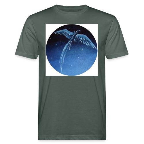 Oiseau Bleu 1 - T-shirt bio Homme