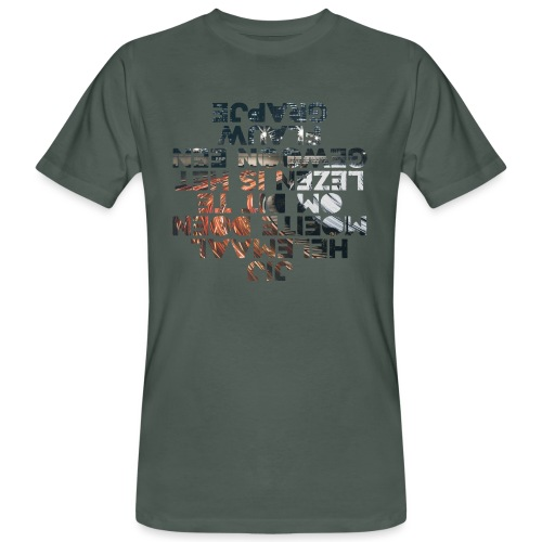 Jij helemaal - Mannen Bio-T-shirt