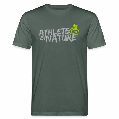 GO  Athlete by Nature Man - Männer Bio-T-Shirt