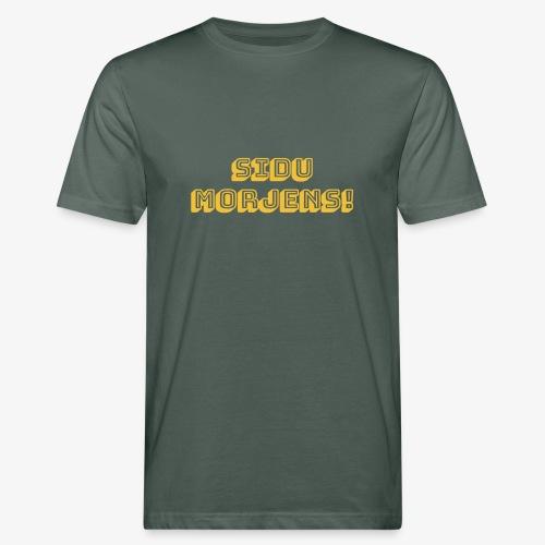 Sidu morjens! - Ekologisk T-shirt herr