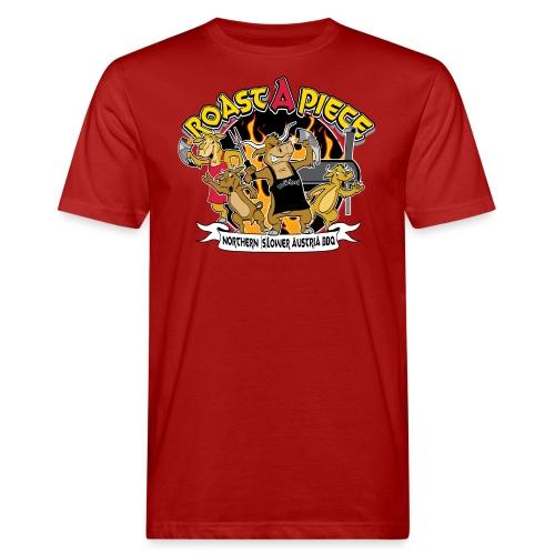 Roast a Piece Streetwear - Männer Bio-T-Shirt