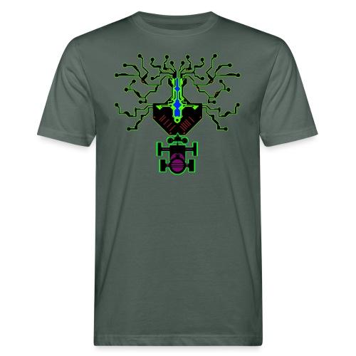 science - Männer Bio-T-Shirt