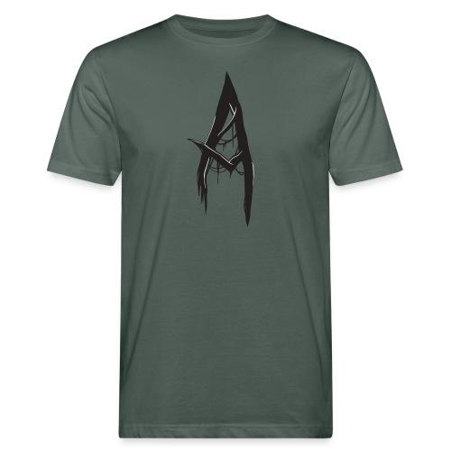 Scary A - Männer Bio-T-Shirt