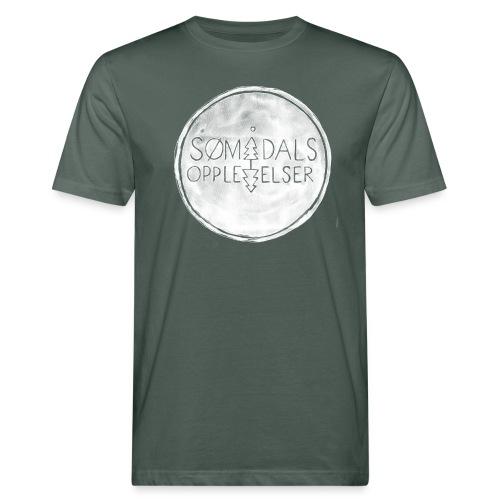 Sømådalsopplevelser - Økologisk T-skjorte for menn